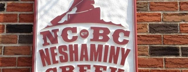 Neshaminy Creek Brewing is one of Lugares favoritos de Cole.