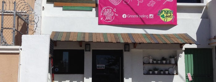 Green Feeling is one of Tempat yang Disukai Fernanda.