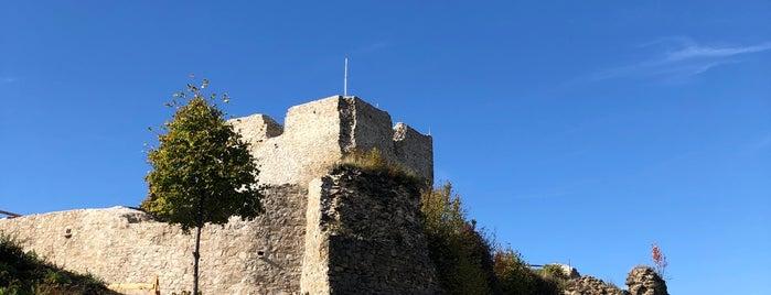 Šarišský hrad is one of Tempat yang Disukai Marianna.