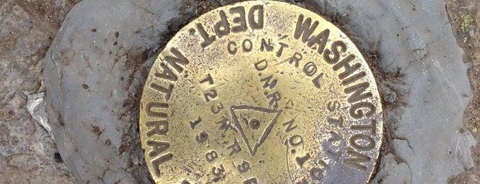 Mailbox Peak is one of Hiking 2015.
