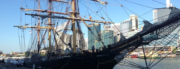 Tall Ship James Craig is one of Museums Around the World-List 2.