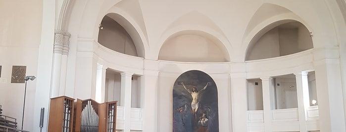 Храма святых первоверховных апостолов Петра и Павла is one of Православный Петербург/Orthodox Church in St. Pete.