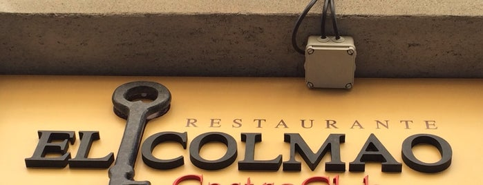 El Colmao GastroClub is one of Madrid.