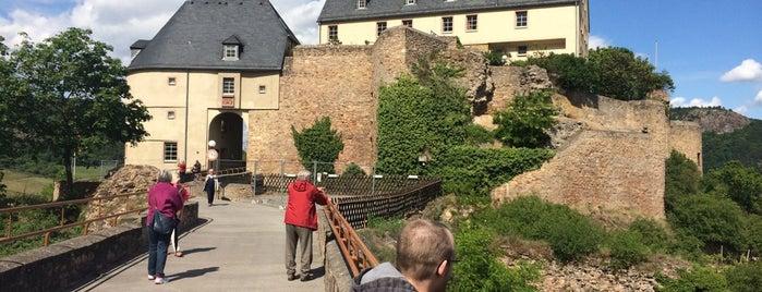Burg Ebernburg is one of Orte, die Petra A. gefallen.