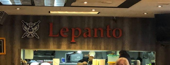 Cantina Lepanto is one of CD de México.