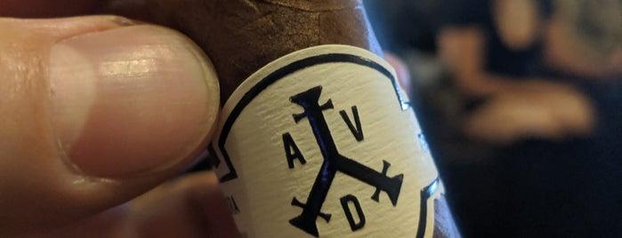 Papa Juan Cigar Room is one of Stevenson's Top Cigar Spots.
