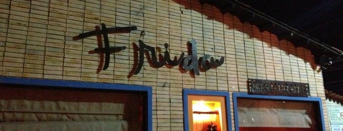 Frida Restaurante is one of Posti che sono piaciuti a Maria Gabriela.