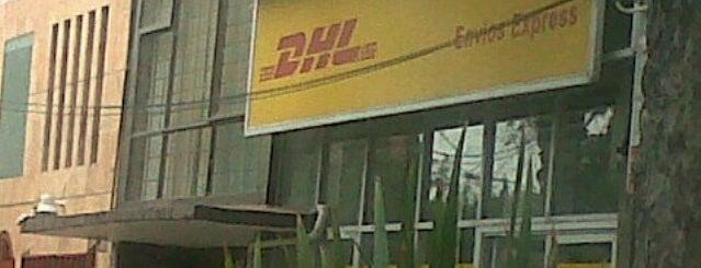 DHL Express is one of Albano: сохраненные места.