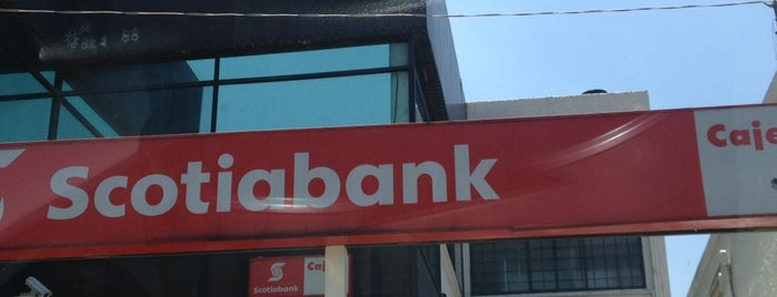 Scotiabank is one of Manuel'in Kaydettiği Mekanlar.