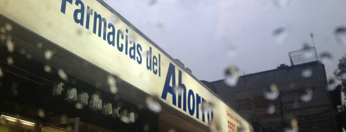 Farmacias del Ahorro is one of Sandyさんのお気に入りスポット.