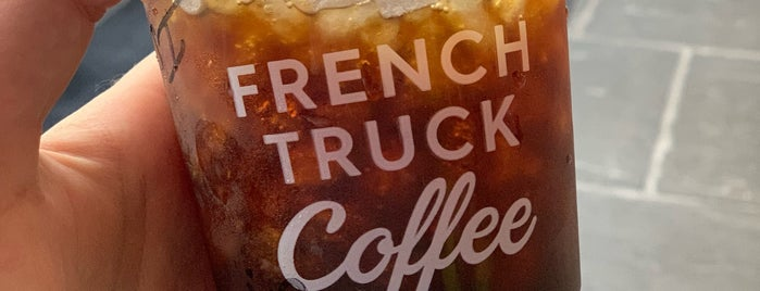 French Truck Coffee is one of New Orleans, LA.