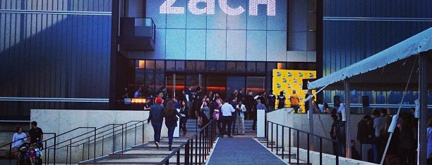 ZaCH Topfer Theatre is one of SxSW 2013.