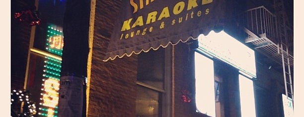 Sing Sing Karaoke is one of Karoke Bar Venue NY.
