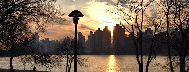 Randall's Island is one of Manhattan Favorites.