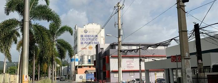 Cervecería de Puerto Rico is one of Beerveling.