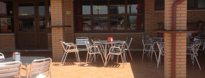 """Cafetería-Restaurante """"El Serrano"""" is one of HL Gasolineras."""