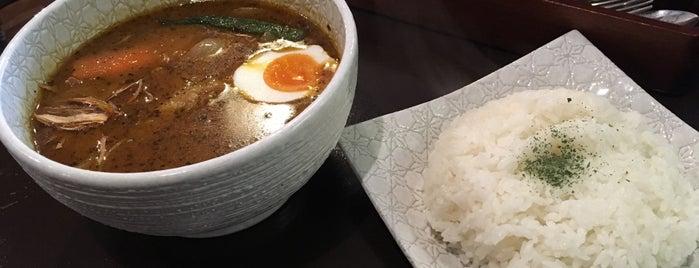 ブルックスカレー食堂 is one of スープカレー.