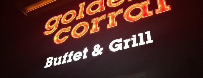 Golden Corral is one of Orte, die Troy gefallen.