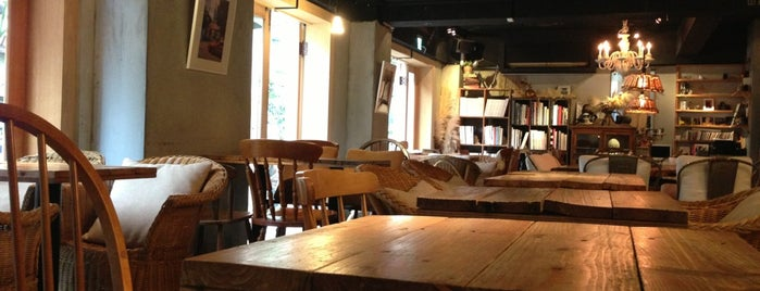 Costumice Café is one of Taiwan.