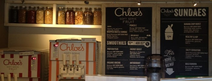 Chloe's Soft Serve Fruit Co. is one of My Long Island Roots.