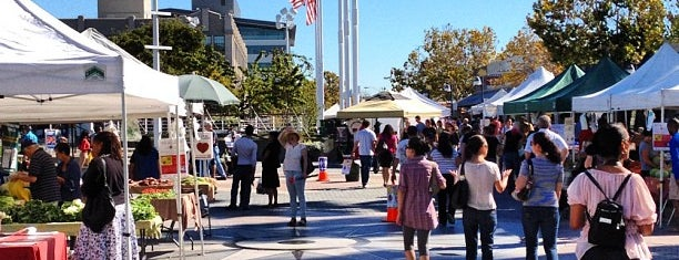 Jack London Square Farmers' Market is one of East Bay faves.