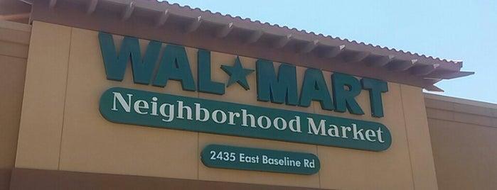 Walmart Neighborhood Market is one of Tom 님이 좋아한 장소.