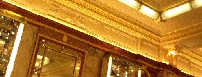 Brasserie Zédel is one of London's great locations - Peter's Fav's.