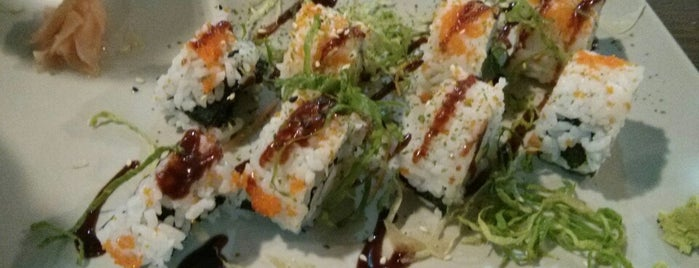 Asian Sushi is one of Comer en Castellón.