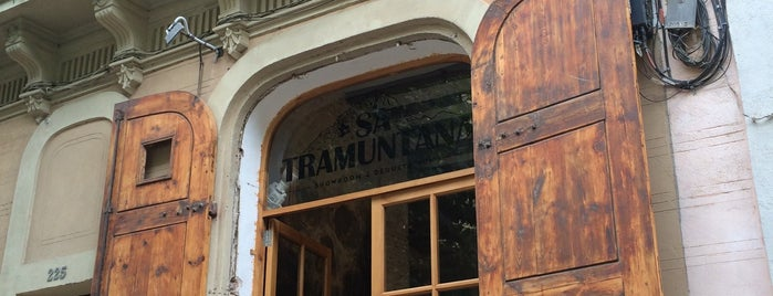 Sa Tramuntana is one of Barcelona favourites.
