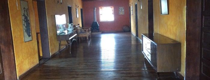 Hotel posada Sta. Cruz is one of Tempat yang Disimpan Criz.