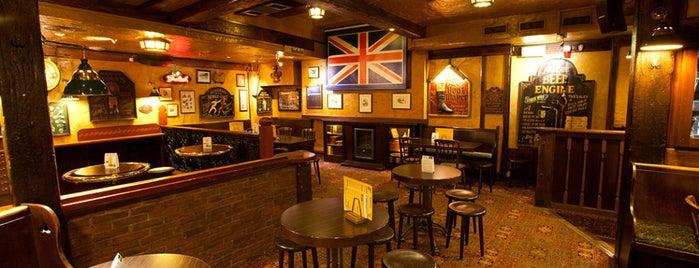 Mr. Pickwick Pub Basel is one of Orte, die Kristof gefallen.