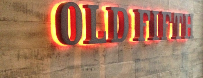 Old Fifth is one of Chicago Eats.