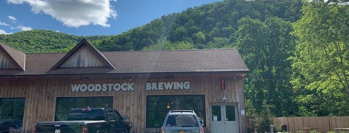 Woodstock Brewing is one of Woodstock.