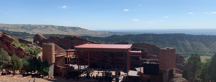 Red Rocks Park & Amphitheatre is one of Colorado.