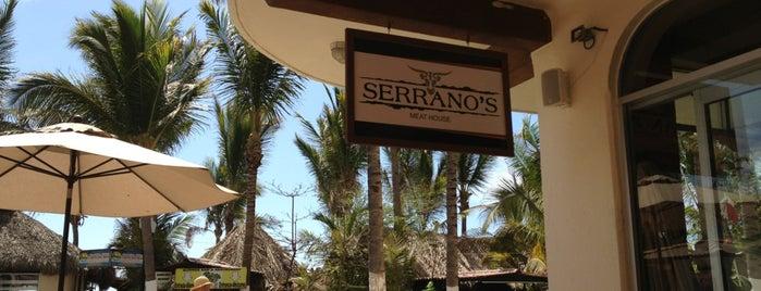 Serrano's Meat House is one of Puerto Vallarta To-Do.