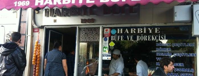Harbiye Büfe is one of สถานที่ที่ FIRAT ถูกใจ.