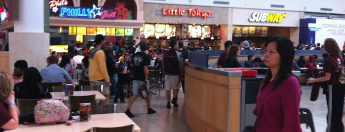 Lakeline Mall Food Court is one of Food in town ATX.