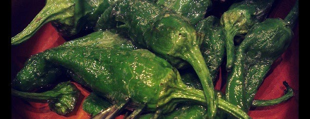 Padron is one of Food.