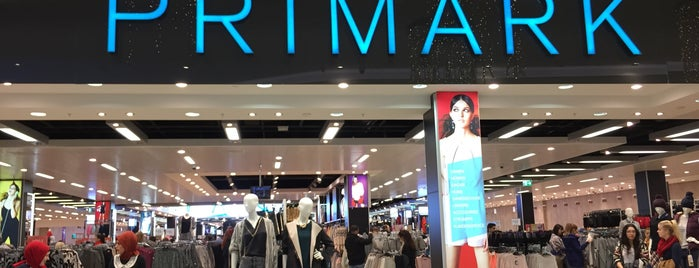 Primark is one of Orte, die Sibel gefallen.