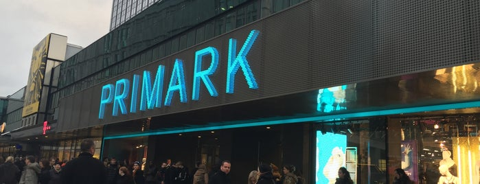 Primark is one of Lieux qui ont plu à Cristi.