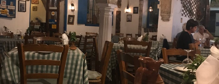 Stamna Tavern is one of Cyprus. Places.