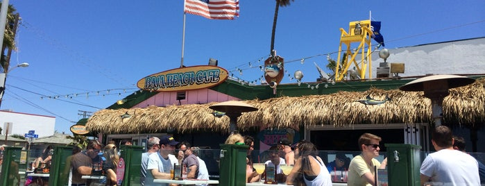 Baja Beach Cafe is one of San Diego.