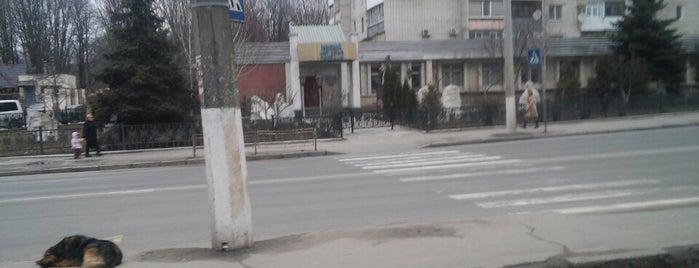 """Музей """"Мій край - Поділля"""" is one of Музеї і театри Вінниці."""