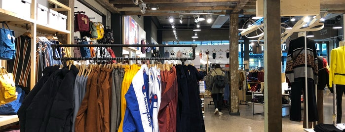 Urban Outfitters is one of Spring Famous London Story.