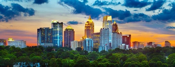Downtown Atlanta is one of Been there, liked it..