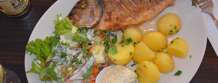 Fischzeiten is one of Jana : понравившиеся места.