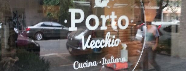 Porto Vecchio Cucina Italiana is one of Para no olvidar.