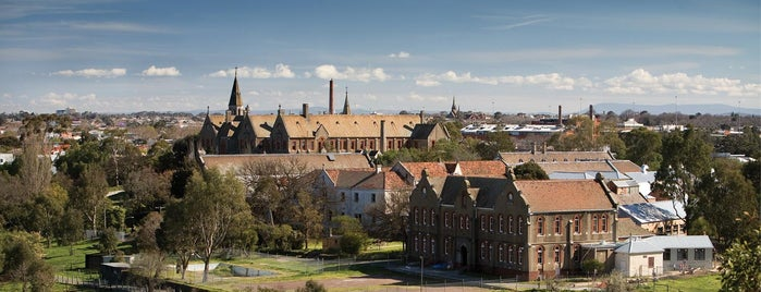 Abbotsford Convent is one of Melbourne 3000.
