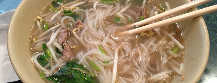 Pho Pasteur is one of Pho Me Twice, Shame on You.