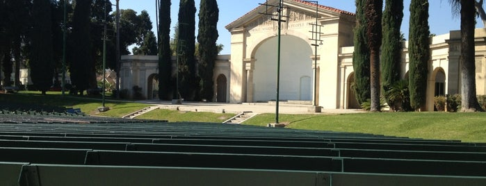 Redlands Bowl is one of random rec ideas.